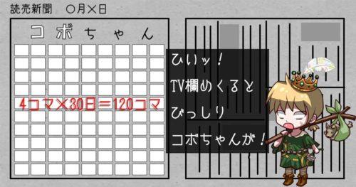 月刊コボちゃん